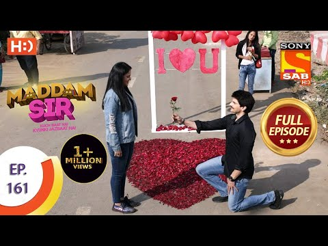 Maddam Sir - Ep 161 - Full Episode - 21st January, 2021