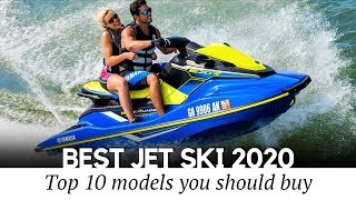 6. Top 10 Jet Ski Models for Summer of 2019 (Personal Watercraft Buying Guide)