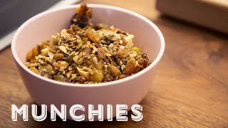 How-To: Make Spiced Porridge by Munchies