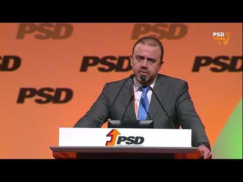 37º Congresso PSD - Intervenção de Vasco Amorim