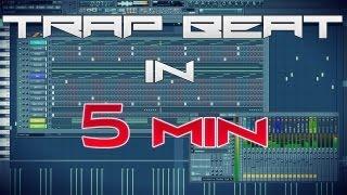 Video Making A HARD Trap Beat In 5 Min - TUTORIAL (Prod. By Limit Beats) MP3, 3GP, MP4, WEBM, AVI, FLV Desember 2018
