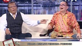 """Video Pendapat Eggi Sudjana :""""Presiden Pantas Dihina"""" Dilawan Oleh Ruhut Sitompul MP3, 3GP, MP4, WEBM, AVI, FLV Februari 2019"""