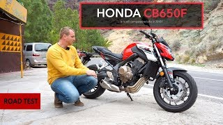 3. Is Honda CB650F still competetive bike in 2018?
