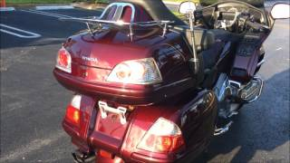 6. -------------- 2008 Honda Goldwing with Airbag --------------