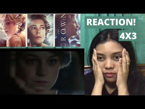 "The Crown Season 4 Episode 3 ""Fairytale"" Reaction!"