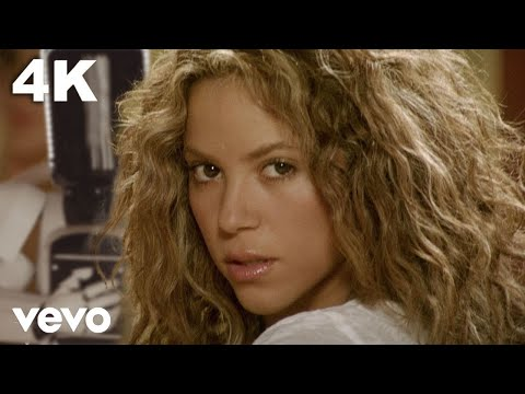 Shakira ft. Wyclef Jean - Hips Don't Lie