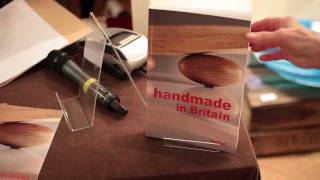 Ripley United Kingdom  City pictures : CREATIVE PEOPLE: Lee Ripley, Handmade in Britain.mov