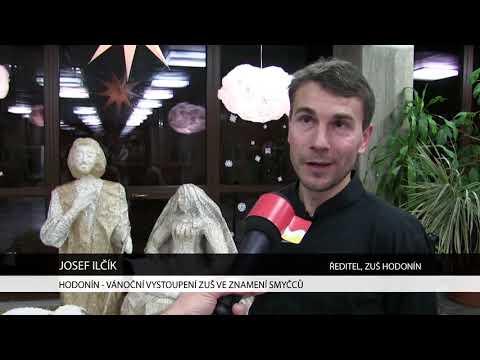 TVS: Deník TVS 23. 12. 2017