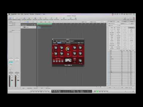 Installing An AU Plug-in In Logic Pro