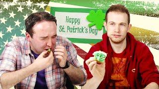 Irish People Taste Test St. Patrick's Day Treats