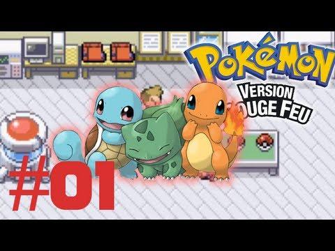 pokemon version rouge game boy advance