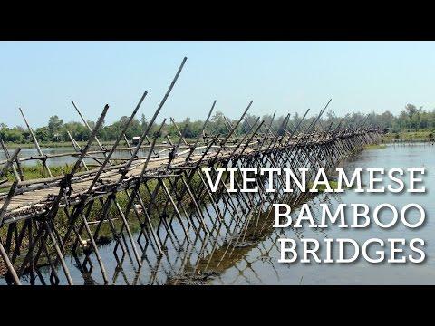 Vespa Adventures - Bamboo Bridge - Tour movie