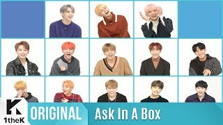 Download Video ASK IN A BOX: SEVENTEEN(세븐틴) (Part.1) _ Clap(박수) MP3 3GP MP4