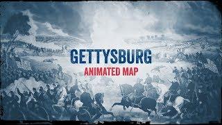 Video Gettysburg: Animated Battle Map MP3, 3GP, MP4, WEBM, AVI, FLV Agustus 2019