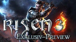 Video RISEN 3 PREVIEW [HD+] #001 - Exklusive Vorab-Welten ★ Let's Play Risen 3 MP3, 3GP, MP4, WEBM, AVI, FLV November 2018