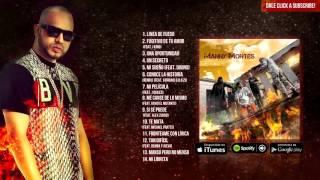 Manny Montes  Linea De Fuego Audio Oficial