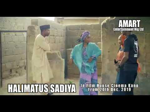 HALIMATUS_SADIYA  LATEST HAUSA FILM TEASER  / ALI NUHU/ UMAR M SHAREEF/  ABDUL D ONE  / HAMISU BREAK
