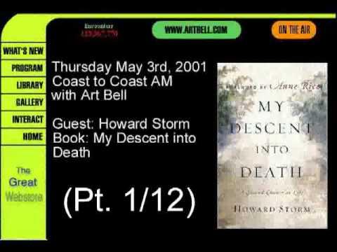 Art Bell   Howard Storm   Near Death Experience Pt 1 12