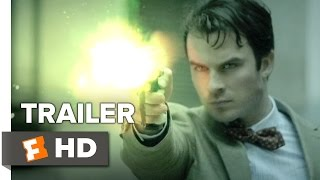 The Anomaly Official Trailer #1 (2015) - Ian Somerhalder Movie HD