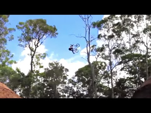The 4:19 Project World Record BMX Dirt Jump First Attempt