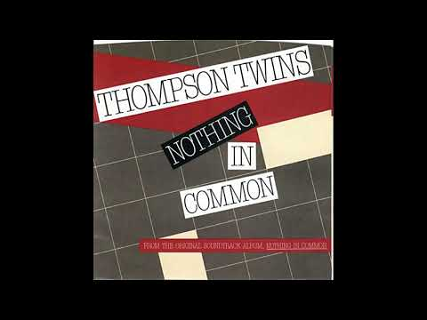 THOMSON TWINS NOTHING IN COMMON 1986 ORIGINAL CLUB MIX 7 37