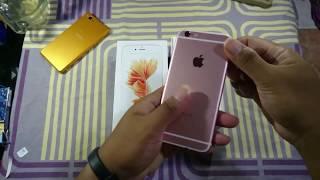 Video Original IPhone 6s 64Gb Batam, Unboxing & test MP3, 3GP, MP4, WEBM, AVI, FLV Februari 2018