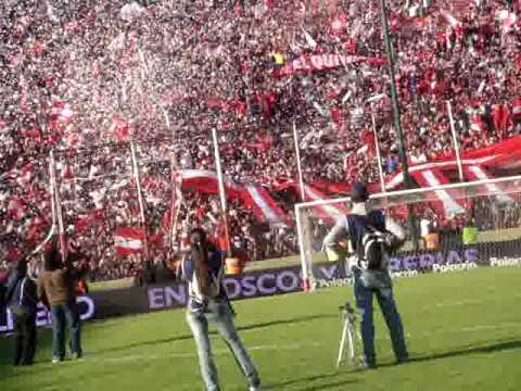 argentinos campeon 023.mpg Sale a la cancha - Los Ninjas - Argentinos Juniors