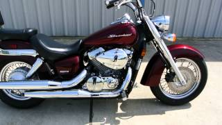 2. 2009 Honda Shadow 750 Aero