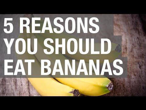 la banana e i suoi 5 benefici che nessuno conosce