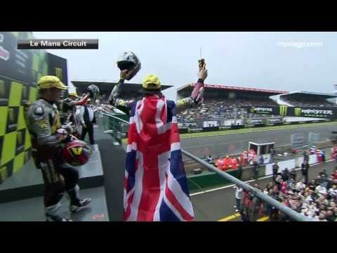 Action - Highlights from the Moto2™ class at the Monster Energy Grand Prix de France, where Scott Redding emerged as the victor in an exciting intermediate category c...