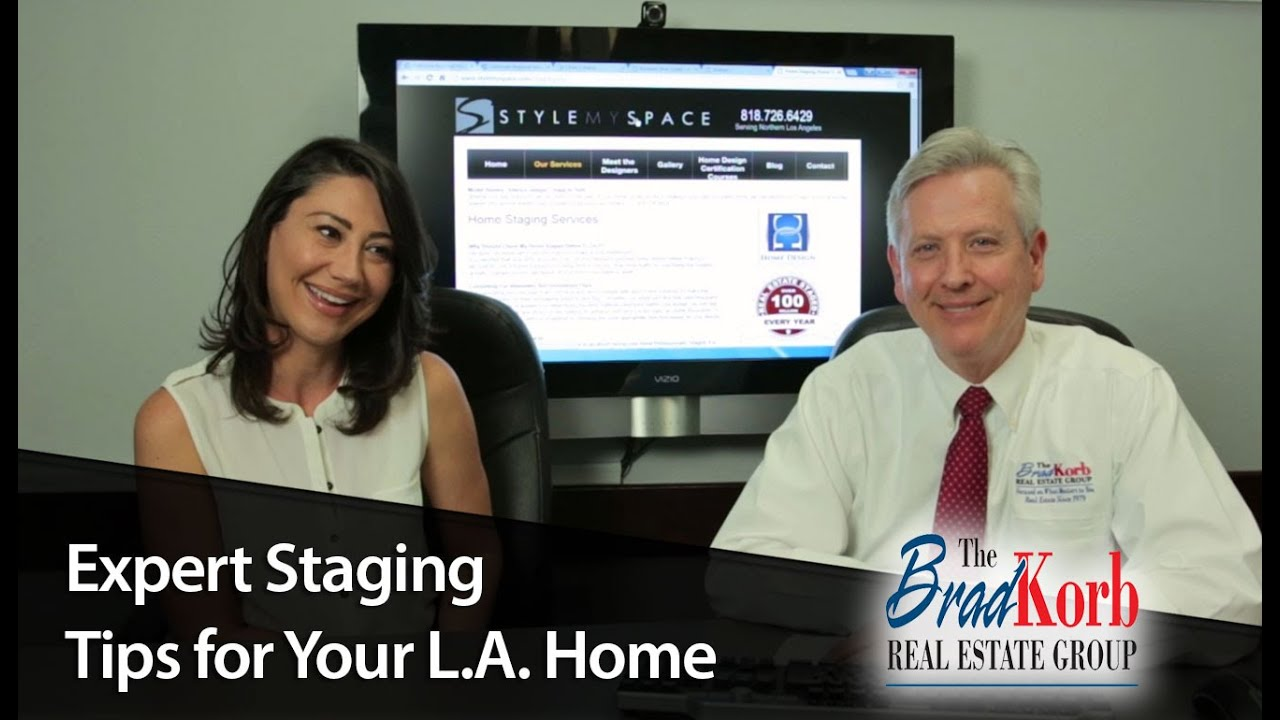 Expert Staging Tips for Your L.A. Home