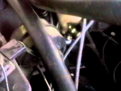 1977 olds mobile heater valve change pt2 -20110905