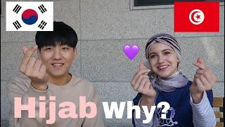 Video Why do you wear Hijab? | Tunisian girl interview MP3, 3GP, MP4, WEBM, AVI, FLV September 2019