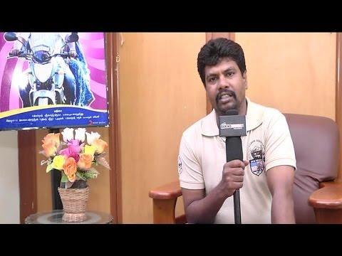 Ragalaipuram Director Mano | Ragalaipuram | Karunas - BW