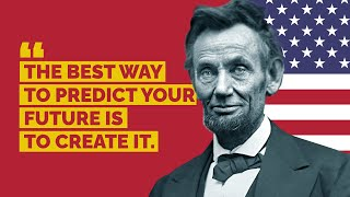"Presenting Top Ten Most Inspiring Abraham Lincoln Quotes..............................................................Click to Subscribe - http://goo.gl/47SV9mShare on Facebook - http://goo.gl/00TyF3Share on Twitter - http://goo.gl/PXJ9DmGoogle Plus - http://goo.gl/ltsZoj..............................................................Follow us on Twitter - https://twitter.com/toptenamazing..............................................................Top Ten Most Inspiring Abraham Lincoln Quotes#10""Things may come to those who wait, but only the things left by those who hustle""#9""Those who deny freedom to others deserve it not for themselves""  #8""I have always found that mercy bears richer fruits than strict justice""#7""I am not bound to win, but I am bound to be true""#6""Don't worry when you are not recognized, but strive to be worthy of recognition""#5""He has a right to criticize, who has a heart to help""#4""The best way to predict your future is to create it""#3""Nearly all men can stand adversity, but if you want to test a man's character, give him power""#2""Government of the people, by the people, for the people, shall not perish from the Earth""#1""And in the end, it's not the years in your life that count. It's the life in your years""..............................................................Note: Some quotes mentioned in this video may not be in author's actual wording, but the paraphrased/summarized version of it...............................................................Music:01Title: Into the WormholeContributing Artist: Jingle PunksAlbum: YouTube Audio Library02Title: RunawaysContributing Artist: Silent PartnerAlbum: YouTube Audio LibraryGraphic Images: http://commons.wikimedia.org/wiki/Abraham_Lincoln"