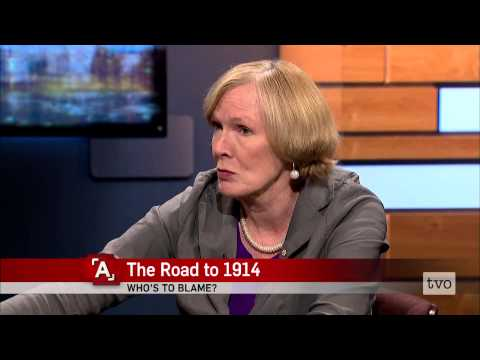 Margaret MacMillan: The Road to 1914