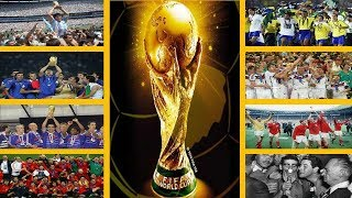 Video List of Countries World Cup Winners From 1930 To Now MP3, 3GP, MP4, WEBM, AVI, FLV Februari 2018