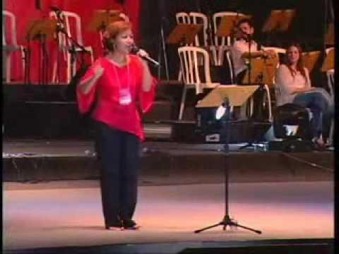 Algodão de Jandaira - Prª Simone - 5º Congresso Int. de Louvor e Adoração DT Parte 05/06