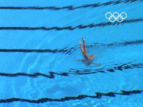Synchronized Swimming's first Olympics - Los Angeles 1984 Olympic Games