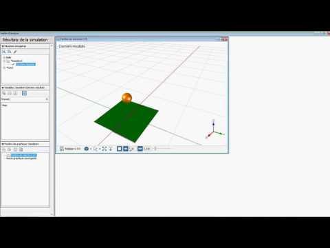 MapleSim : Modélisation avancée au niveau système