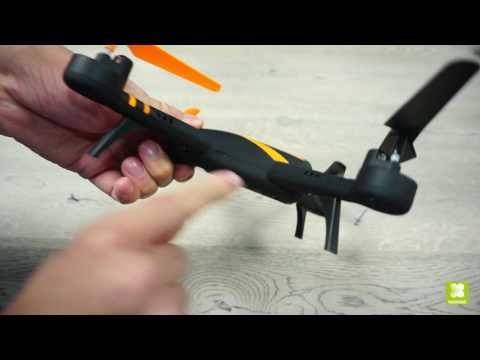 Unboxing MiDRONE 120 HD