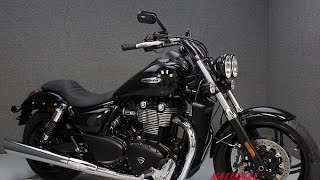 4. 2013 TRIUMPH THUNDERBIRD STORM  - National Powersports Distributors