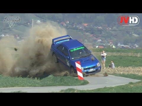 1. Łodygowicki RallySprint 2018 - 2 Runda RPŚ - Action&Crash by JVHD
