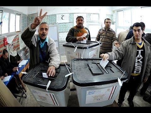 Democracy Sidelined in Egypt Vote - Darkroom