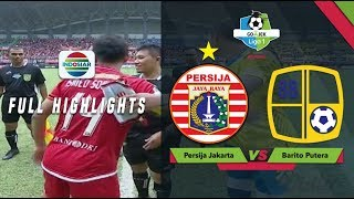 Video PERSIJA JAKARTA (3) vs (0) BARITO PUTERA - Full Highlight | Go-Jek Liga 1 bersama Bukalapak MP3, 3GP, MP4, WEBM, AVI, FLV Januari 2019