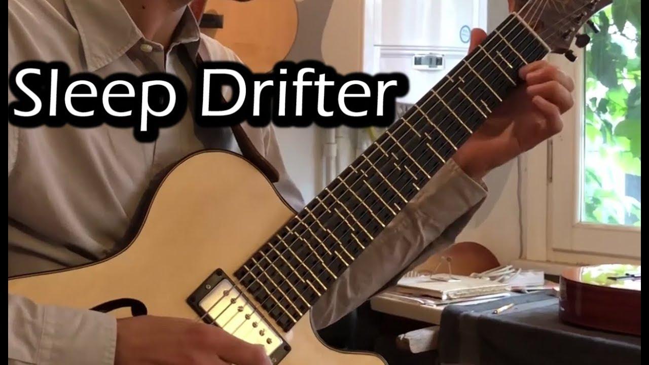 Sleep Drifter – Electric Microtonal Guitar Cover