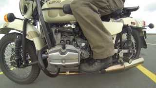2. GOPRO Ural Gear-Up (practice)