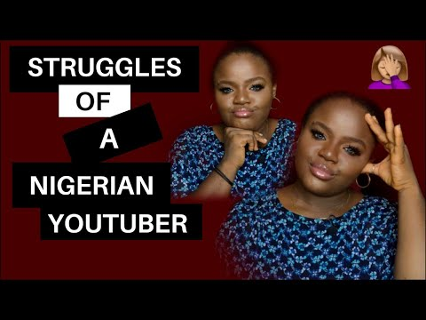 THE STRUGGLES OF A NIGERIAN YOUTUBER ESPECIALLY IN LAGOS  HARD TRUTHS  AVA ANTHONY
