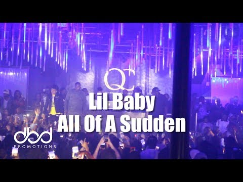 Lil Baby Feat. Moneybagg Yo - All Of A Sudden (LIVE)