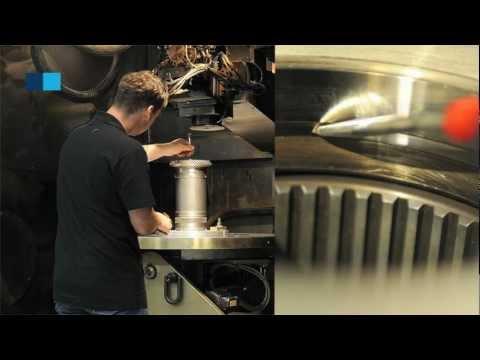 Engine Part Repair – MRO – Air France Industries KLM Engineering & Maintenance (AFI KLM E&M)